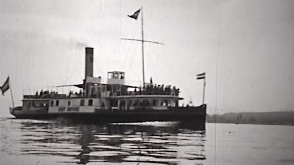 Ausflug an den Bodensee 1931
