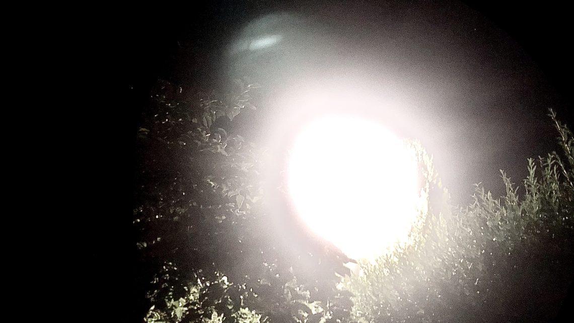Irgendein Licht