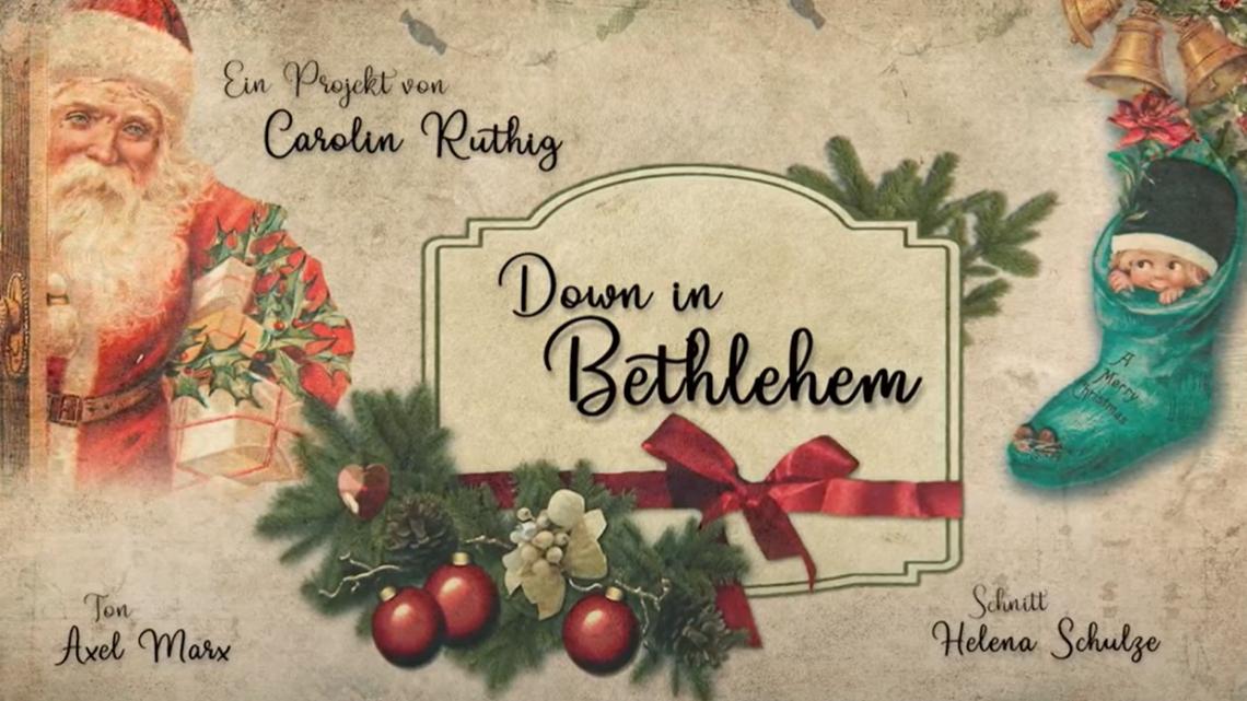 Musikalischer Weihnachtsgruß