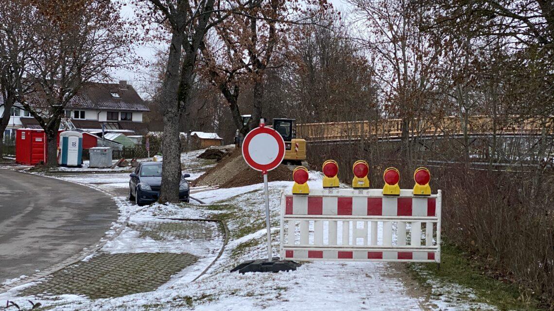 Barrierefreiheit in Hüfingen schreitet voran!