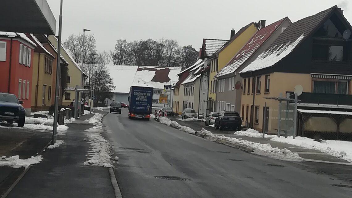 Chance voll verpasst: Zur Sanierung des zweiten Bauabschnittes der Schaffhauser Straße