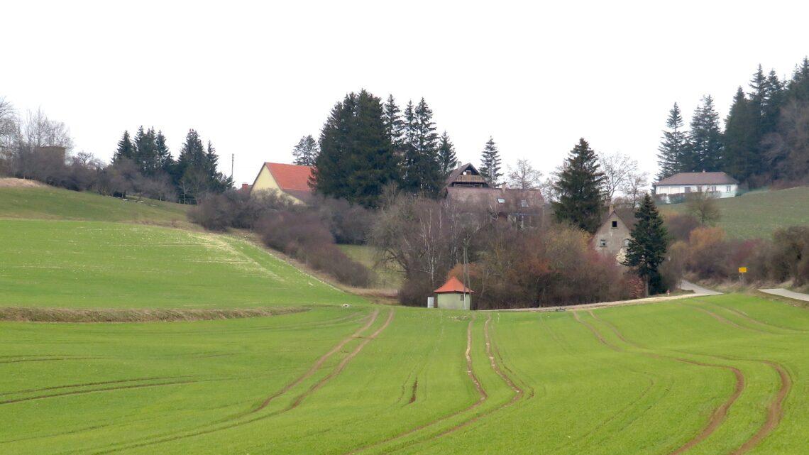Getreidemühle auf dem Fürstenberg