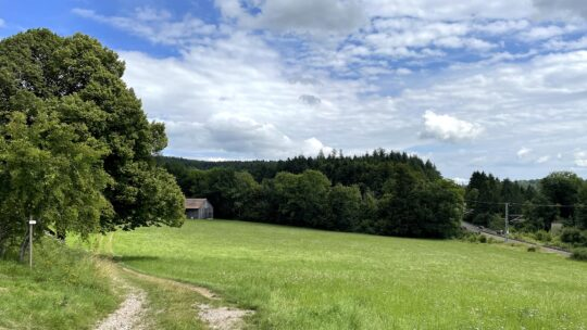 Draisine, Dögginger Loch, Ihlemühli