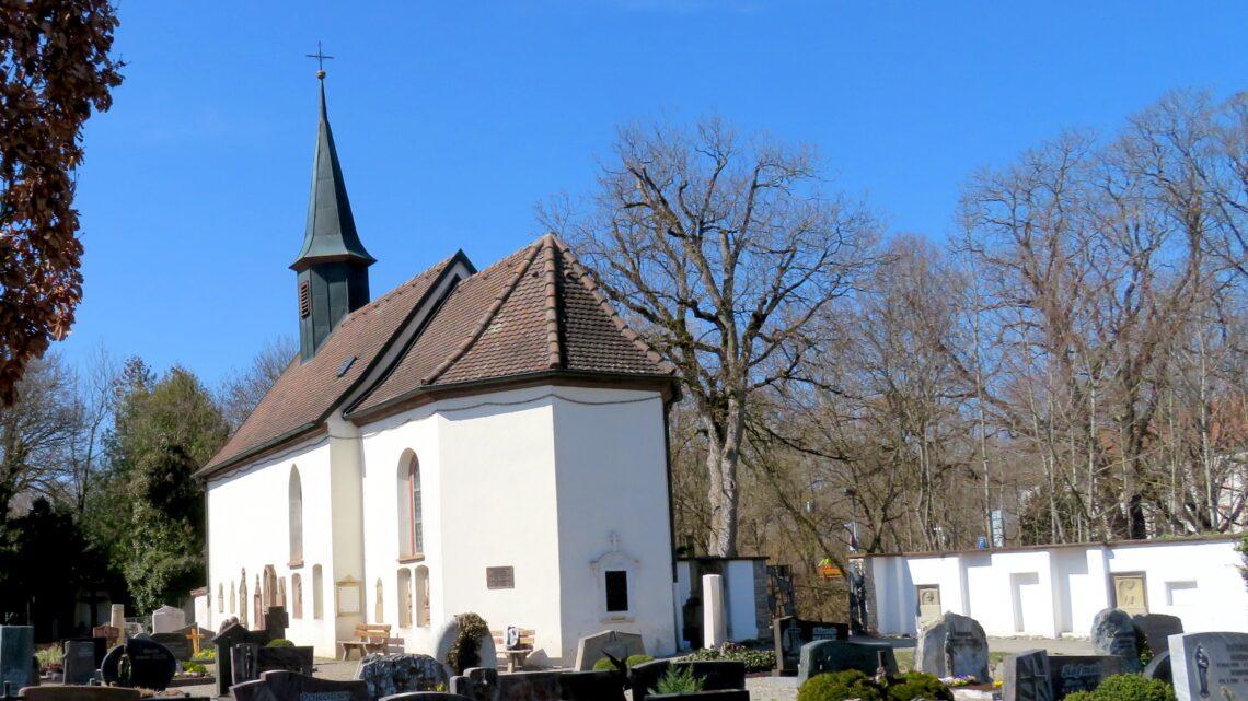 Spaziergang über den Friedhof Hüfingen