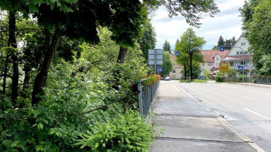 Ausbau Schaffhauser Straße 3. Bauabschnitt